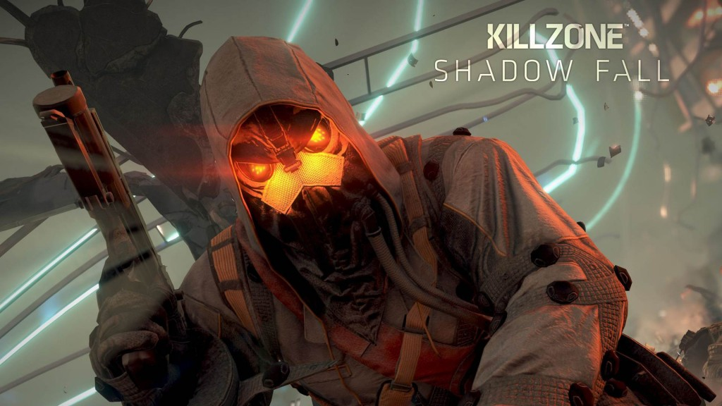 killzone shadow fall ps4 wallpaper 1080p