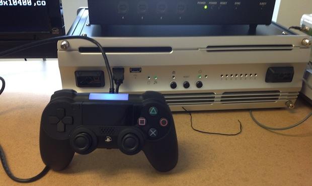 ps4 devkit controller