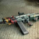 25 Amazing Video Game Guns in Real Life
