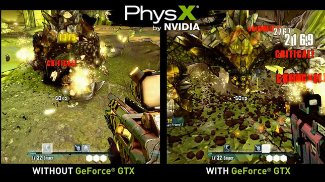 Borderlands 2 PhysX