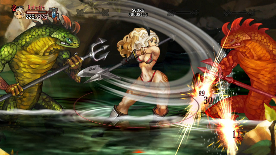 Dragon's Crown (1)