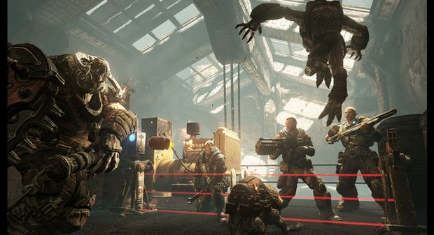 Gears of War Judgment_OverRun
