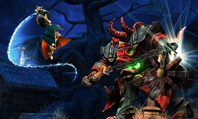 Castlevania Lords of Shadow: Mirror of Fate Review