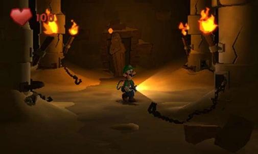 Luigis mansion 2 level