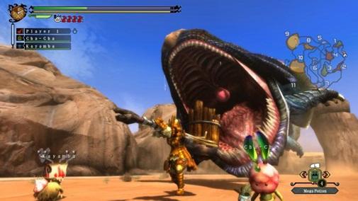 Monster hunter 3 ultimate 3