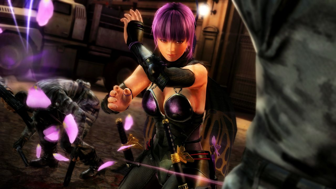 Ninja Gaiden 3 Razor S Edge Demo Goes Live For Xbox 360 And Ps3