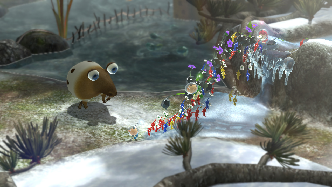 Media Create Sales Pikmin 3 Debuts On Top Boosts Wii U Sales