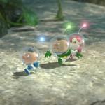 Pikmin 3: New Screenshots Showcase New Characters, Pad Device