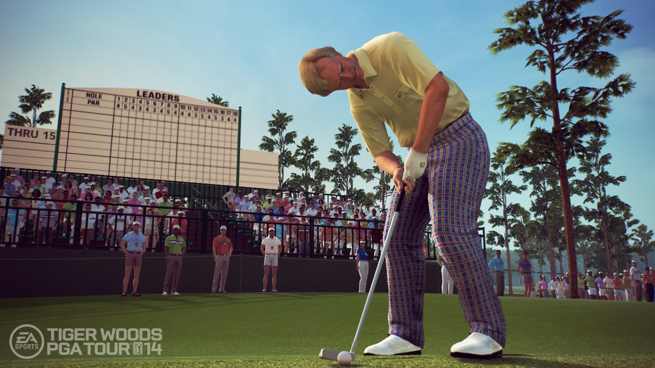 Tiger Woods PGA Tour 14 (7)
