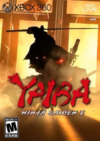 Yaiba: Ninja Gaiden Z Box Art
