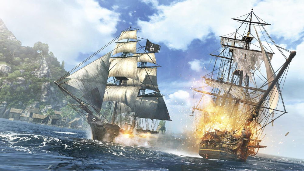 assassin's creed 4 1