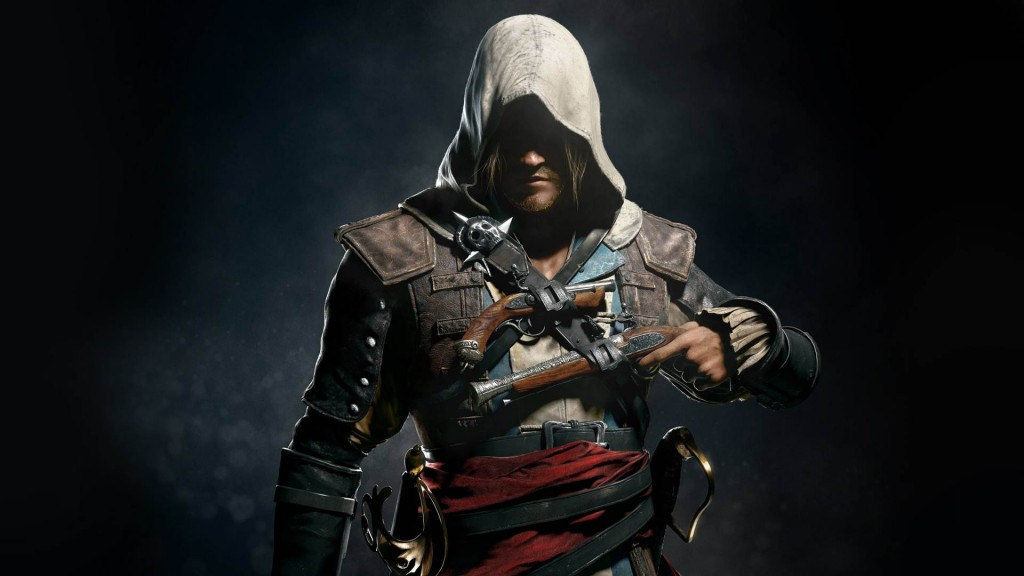 assassins creed 4 wallpapers