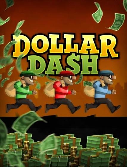 Dollar Dash Box Art