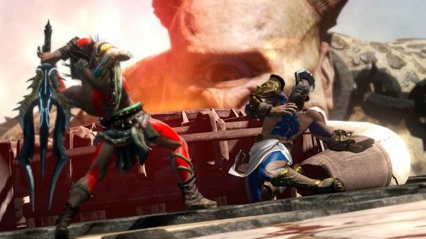 god of war ascension 2