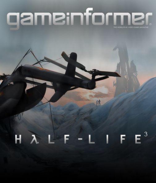 half life 3_fake game informer cover
