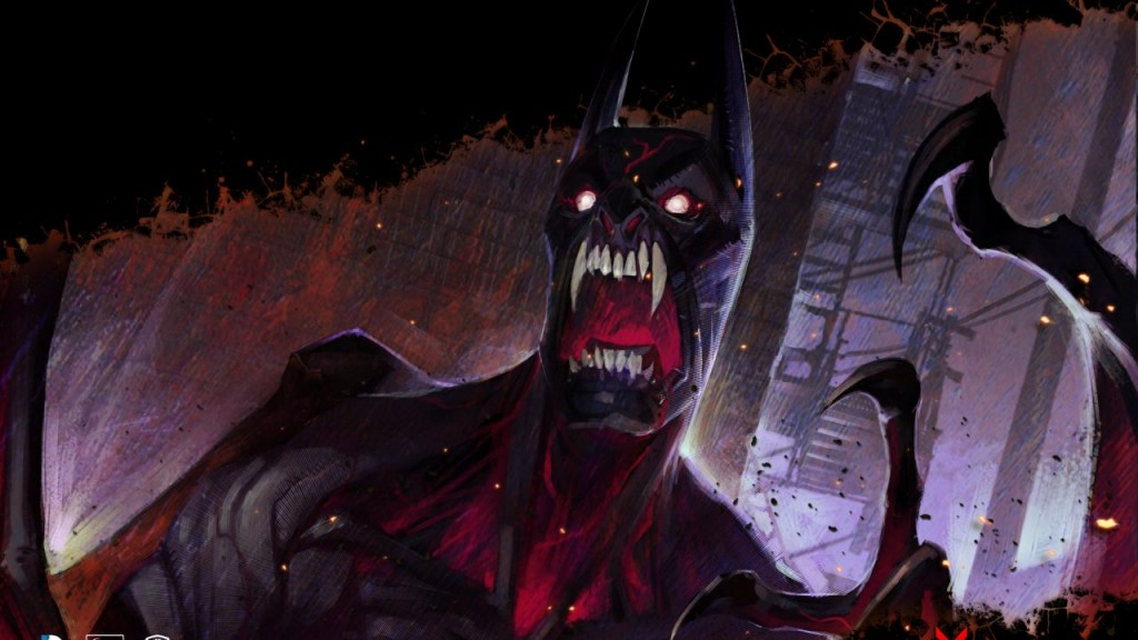 infinite crisis_nightmare batman
