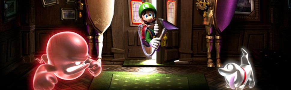 Luigi S Mansion 2 Review