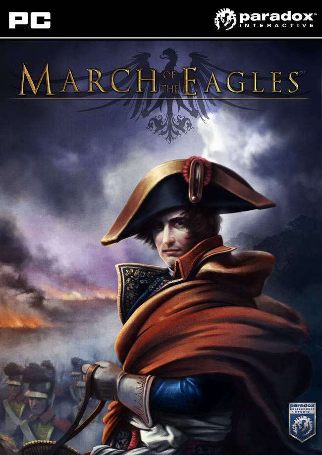 March of the Eagles Box Art