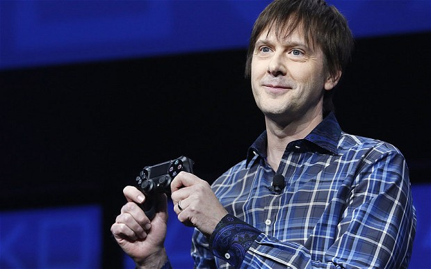 mark cerny ps4
