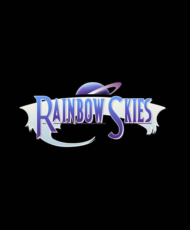 Rainbow Skies Box Art