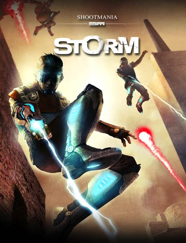 ShootMania Storm Box Art