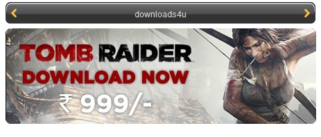 tomb raider downloads 4u