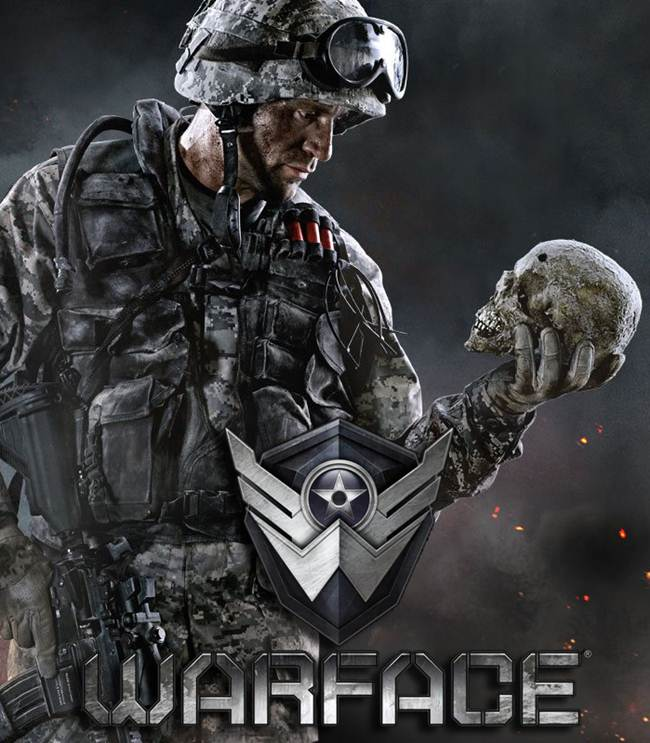 Warface Box Art