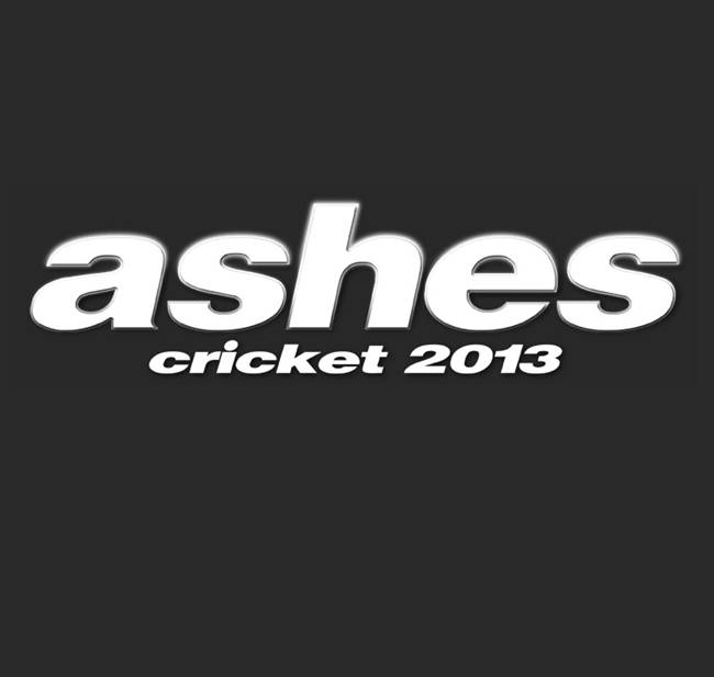 Ashes Cricket 2013 Box Art