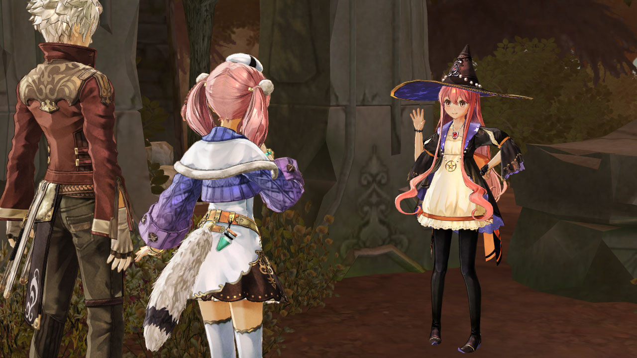 Atelier Escha & Logy Alchemist of Dusk Sky (32)