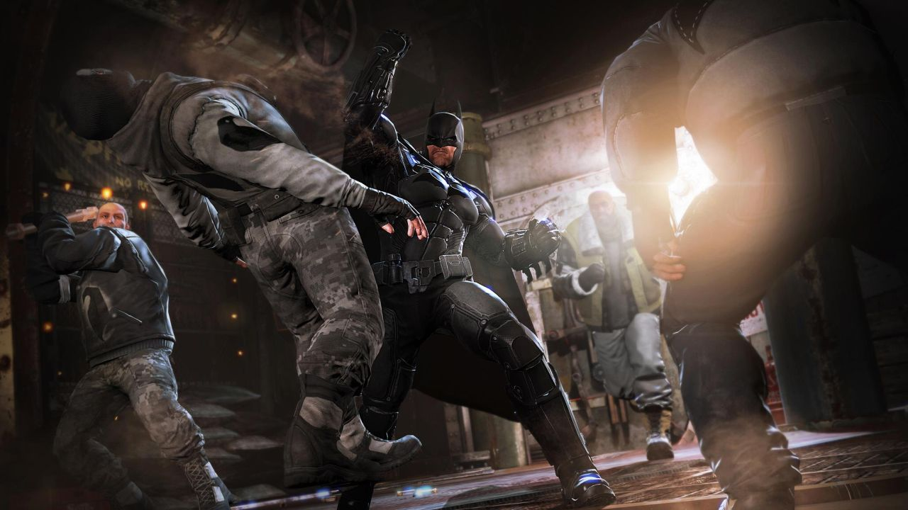 Batman Arkham Origins (2)