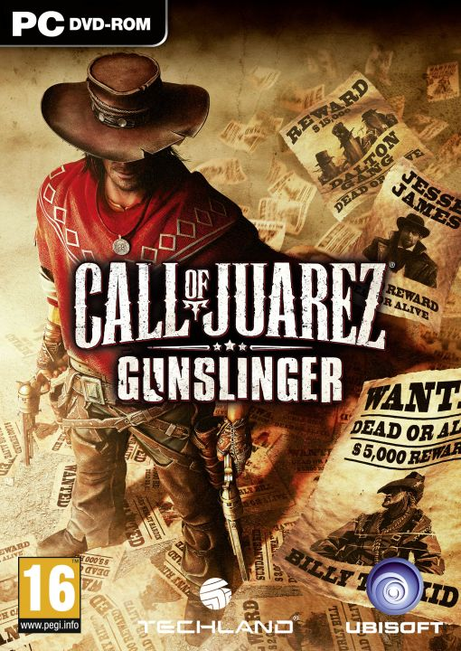 Download Game Call of Juarez Gunslinger | PC Game