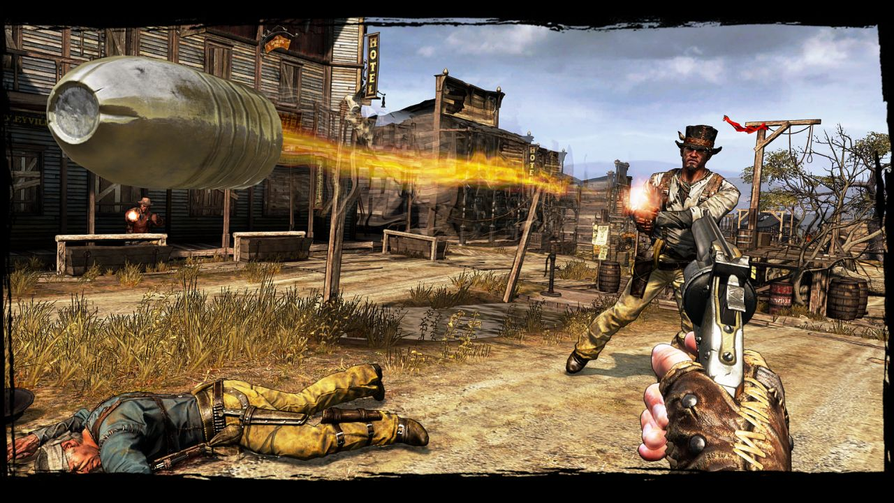 Call of Juarez Gunslinger (9)