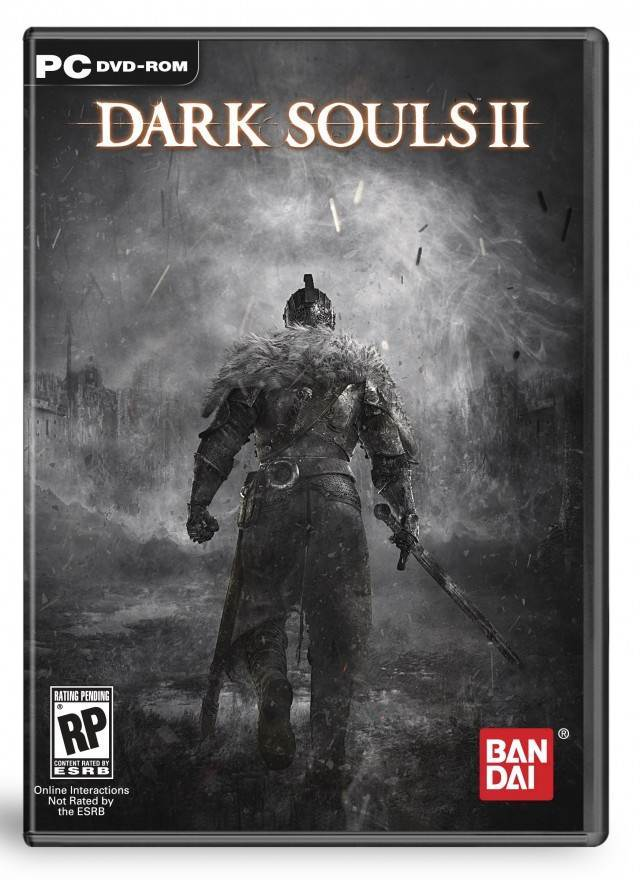 Dark Souls 2 box art cover