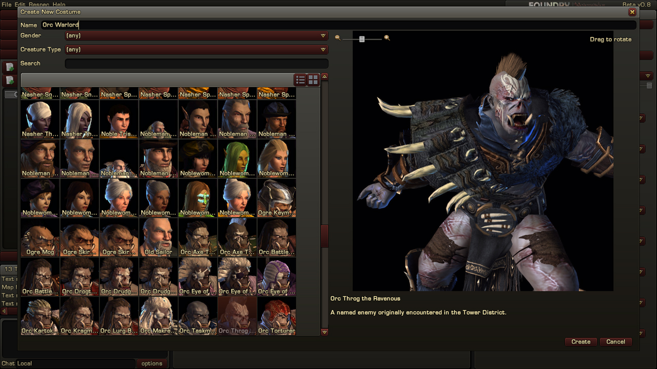 Neverwinter_Foundry_CostumePicker