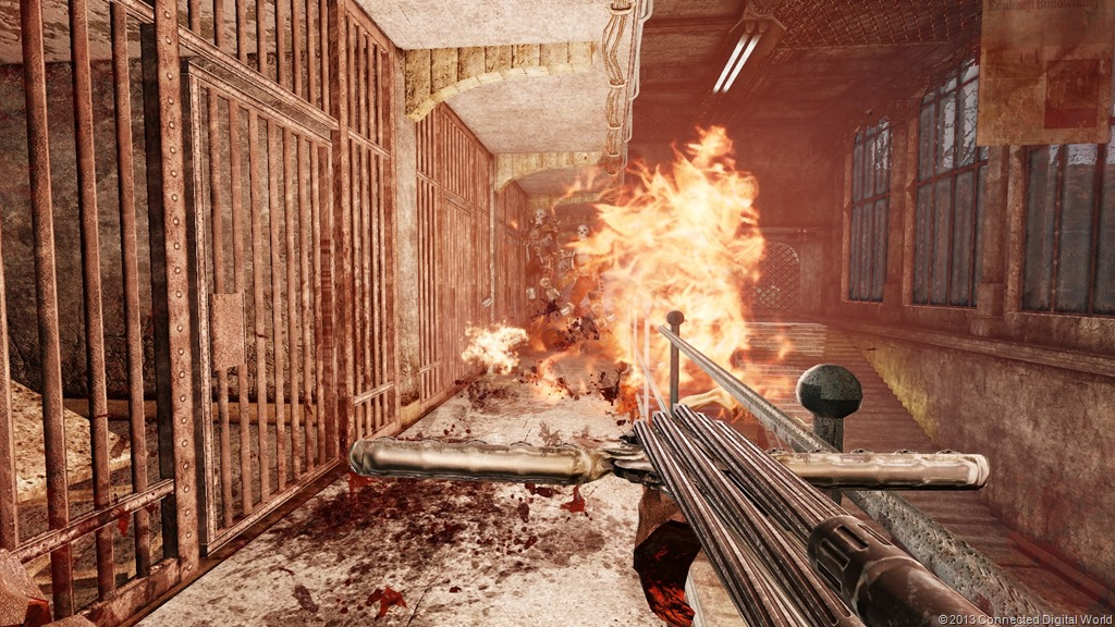 Painkiller Hell & Damnation Full Metal Rocket DLC