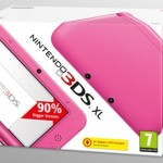 Pink 3DS XL Gets A Release Date For UK