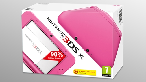 Pink3DS
