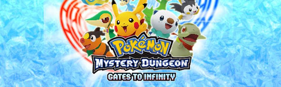 Pokemon Mystery Dungeon: Gates to Infinity Review