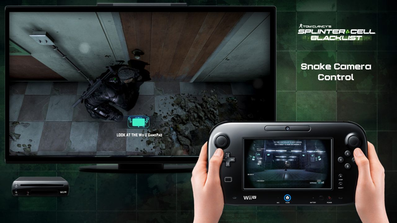 Splinter Cell Blacklist Wii U (1)