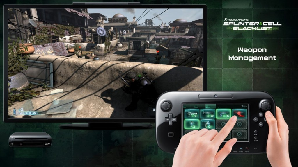 Splinter Cell Blacklist Wii U (2)