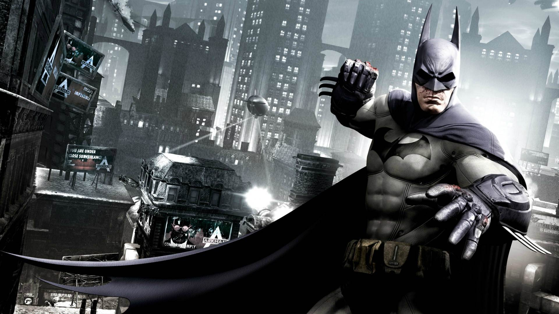 Batman Arkham Origins Wallpaper In Hd