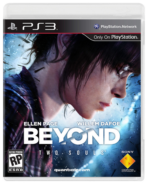 beyond two souls box art