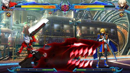 New Fighting Games For Ps4 : Blazblue developer considering new playstation fighting