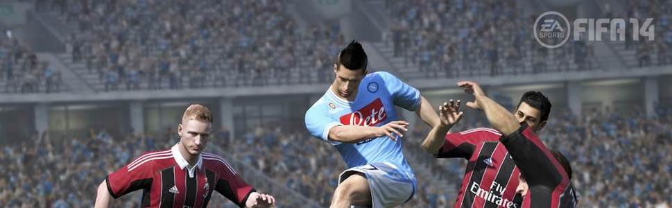 FIFA 14 announced, new features detailed