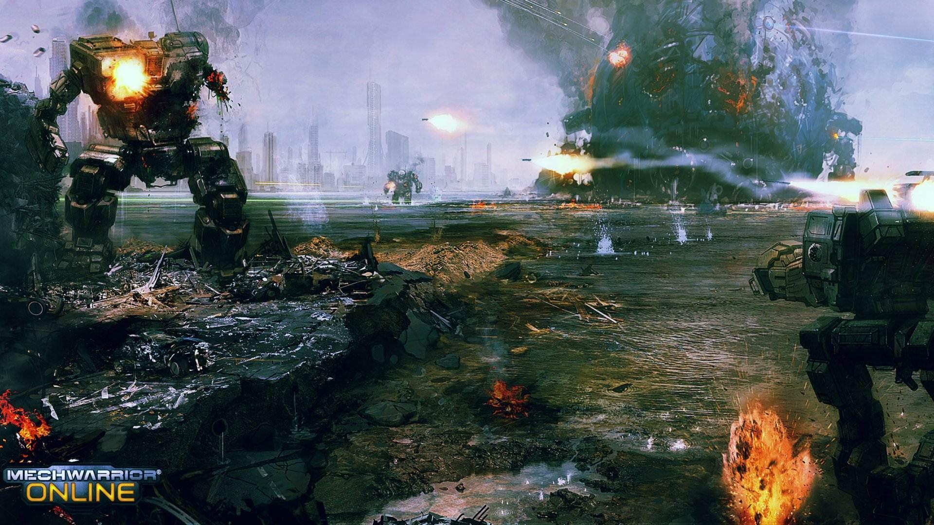 mechwarrior online wallpaper in hd