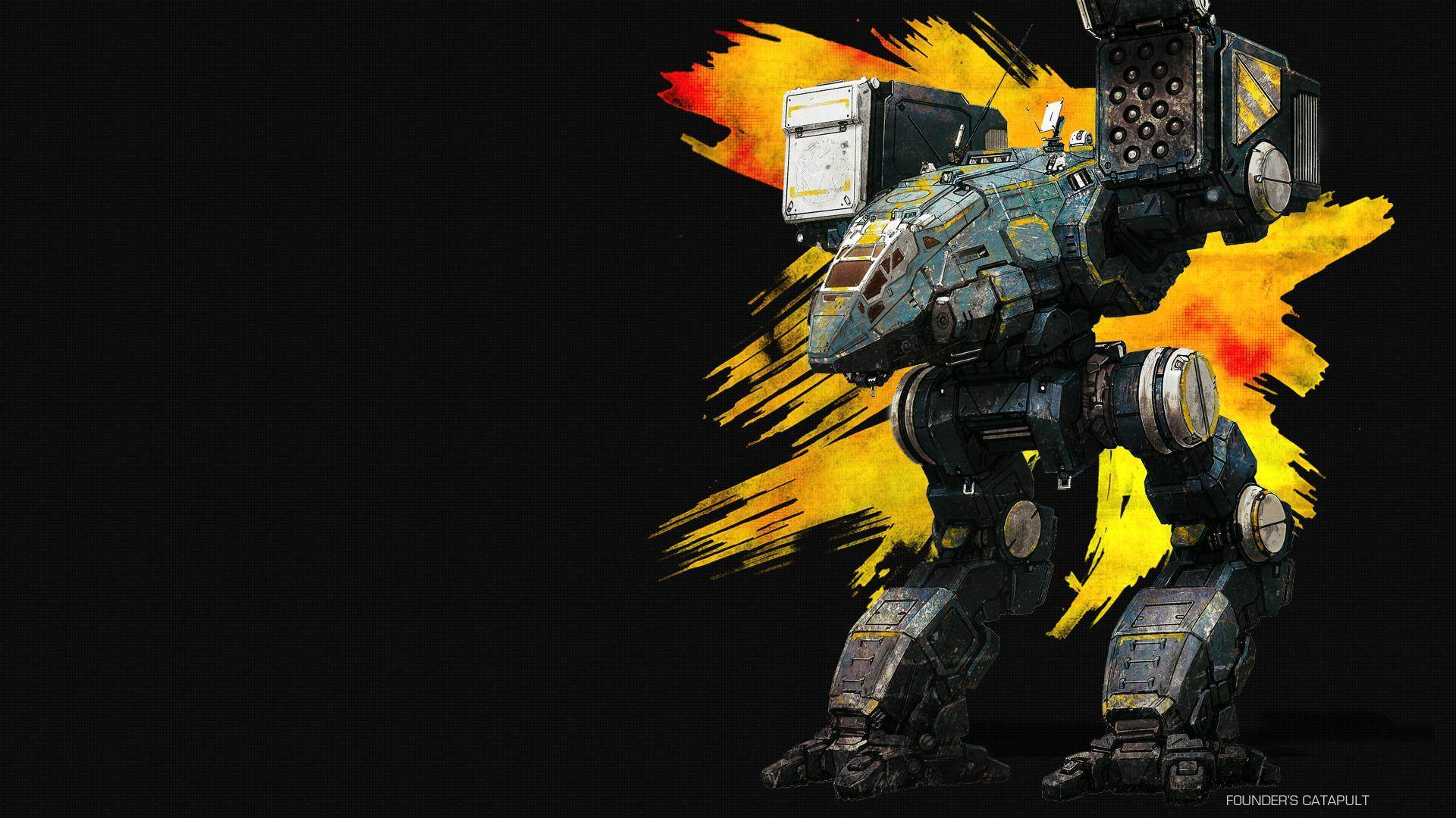 mechwarrior online wallpapers