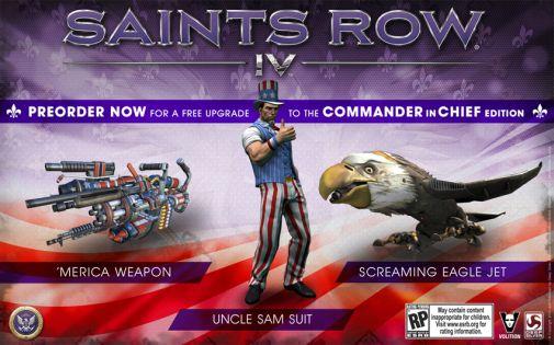 saints row IV cic edition