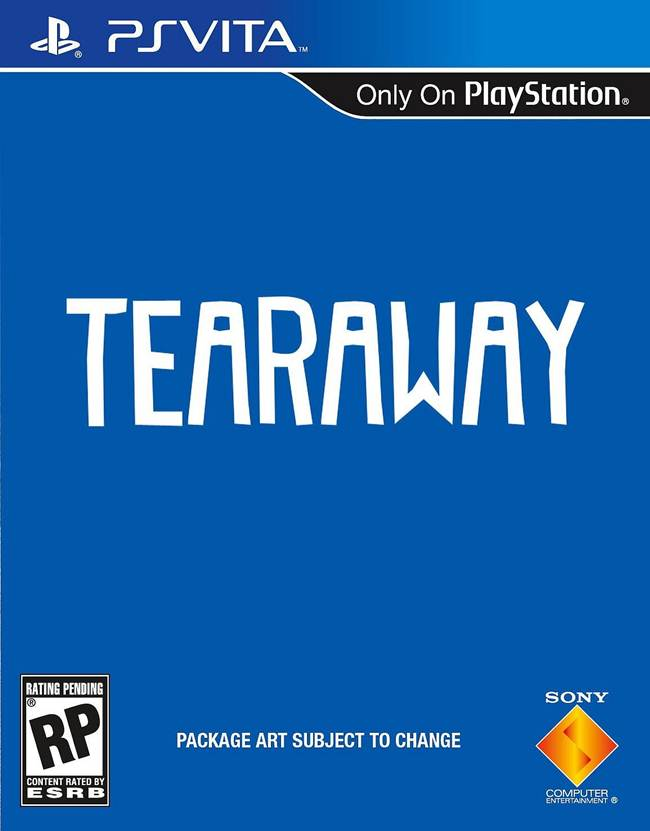 Tearaway – News, Reviews, Videos, and More