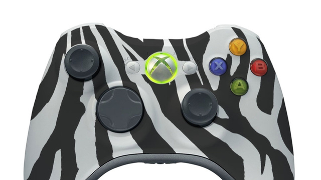 xbox 360 controller mock pic