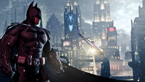 Batman: Arkham Origins Blackgate Launches on PC and Consoles today.
